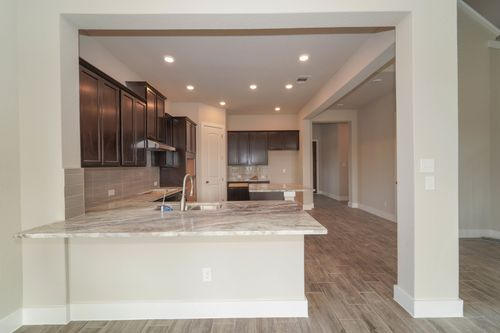 Kitchen-in-Lantana-at-Trails At Helotes-in-Helotes