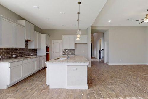 Kitchen-in-Rosewood-at-Trails At Helotes-in-Helotes