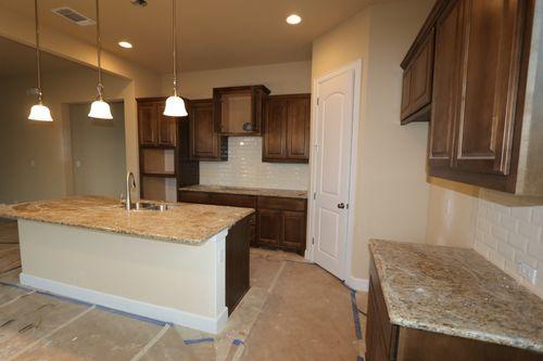 Kitchen-in-Harvard-at-Cottages At Belterra Village-in-Austin