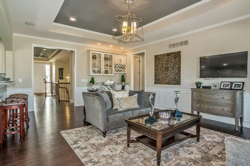Greatroom-and-Dining-in-Bloomfield-at-Corners At Cherry Hill-in-Canton