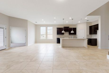 Kitchen-in-Magnolia II-at-The Meadows at Wortham Oaks-in-San Antonio