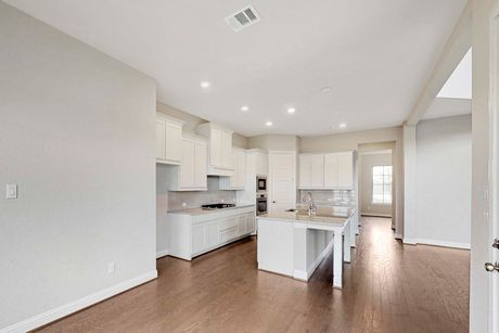 Kitchen-in-Ventura-at-Wildwood at Northpointe-in-Tomball