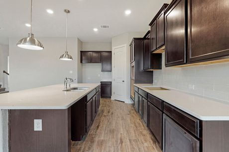 Kitchen-in-Bluebonnet II-at-Trails At Helotes-in-Helotes