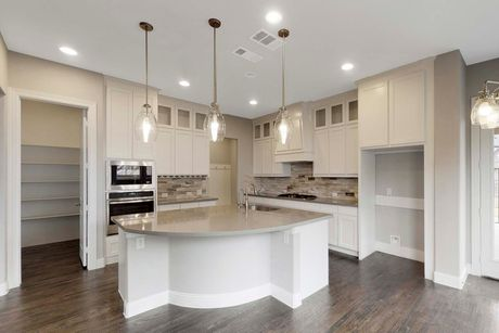 Kitchen-in-Leland-at-The Village At Twin Creeks-in-Allen