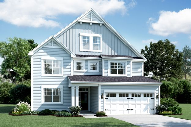 Wrightsville Elevation A