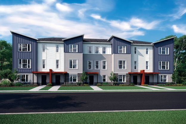 Townhome Elevations