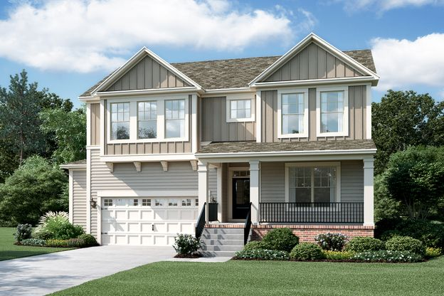 Carteret Elevation A