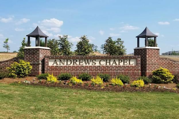 Andrews Chapel Entrance