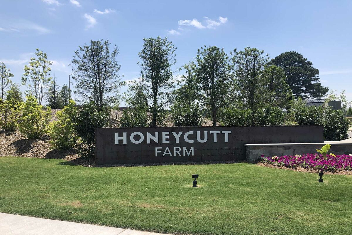 Honeycutt Farm In Holly Springs Nc New Homes By M I Homes