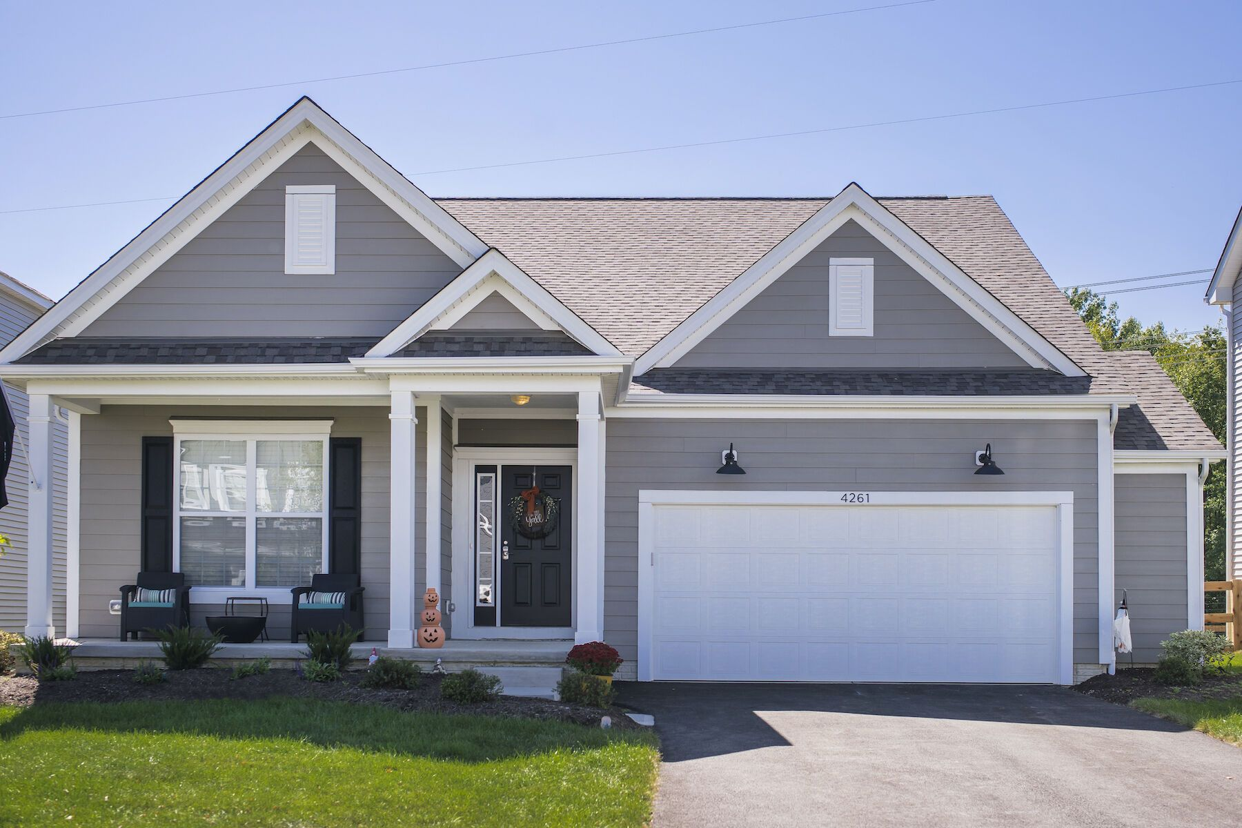 Hoover Farms In Westerville Oh New Homes By M I Homes