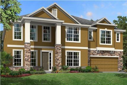 Foster's Grove At Oviedo in Oviedo, FL, New Homes & Floor ...