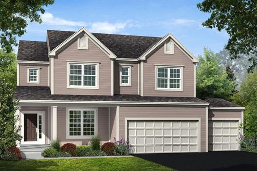 Search columbus new homes find new construction in for Columbus oh home builders