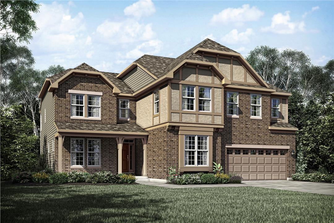 Hudson Hills In Mason Oh New Homes Floor Plans By M I Homes