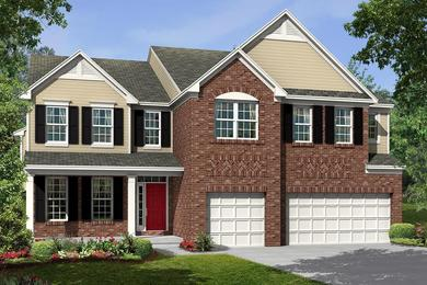 M/I Homes New Home Plans in Cincinnati OH | NewHomeSource on
