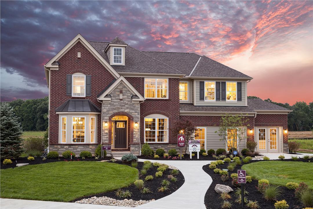 M I Homes Floor Plans Columbus Ohio