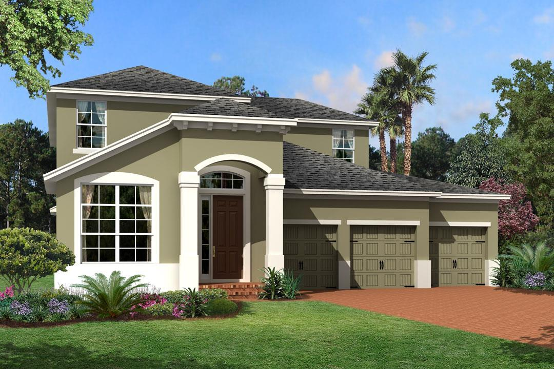 New homes in winter garden fl new home source for New source homes