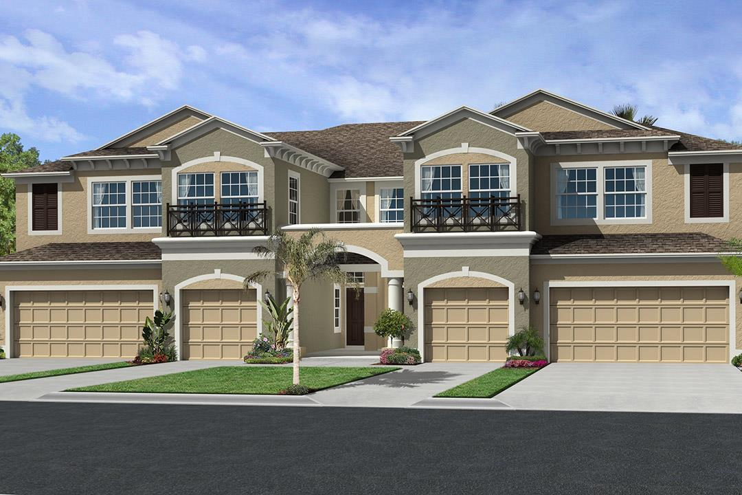 Windermere Estates By M/I Homes In Tampa St. Petersburg Florida