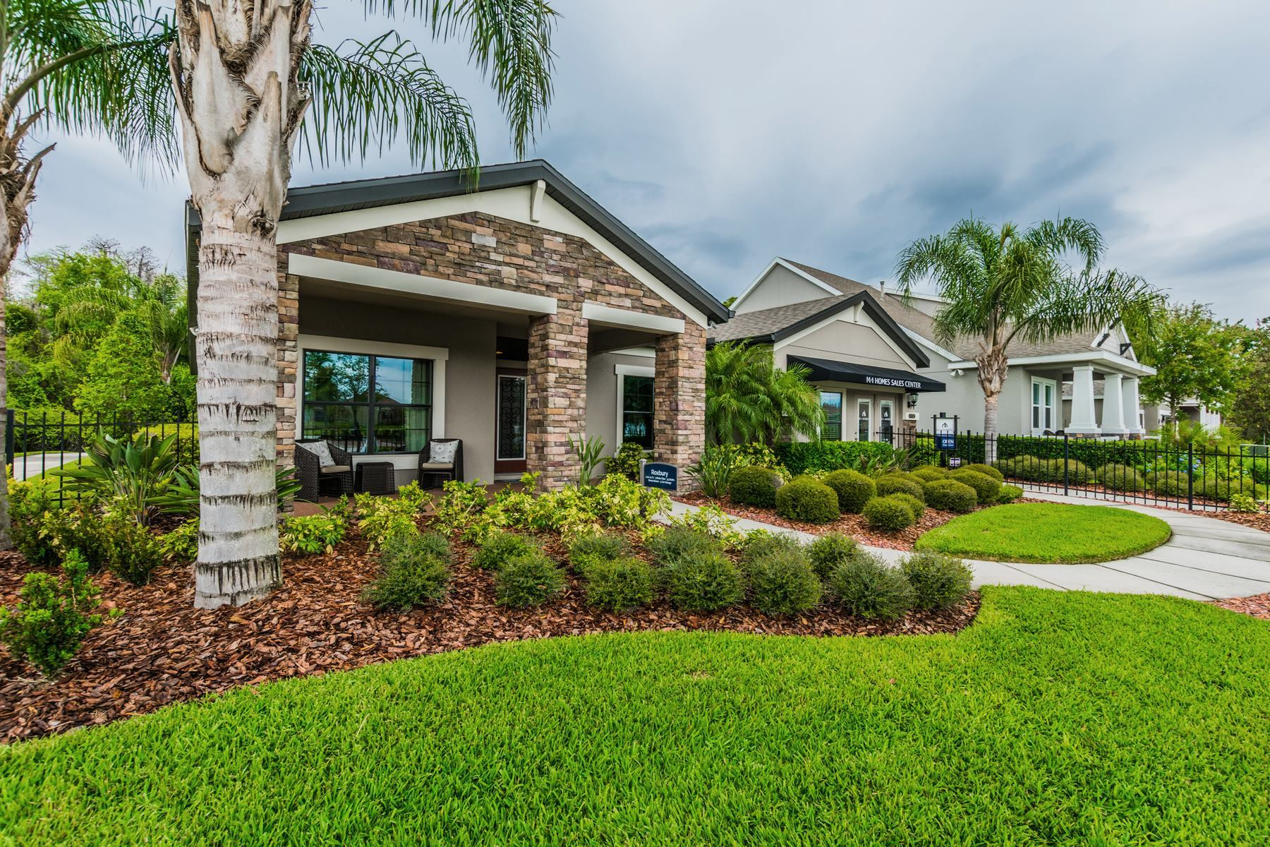 Connerton By M/I Homes In Tampa St. Petersburg Florida