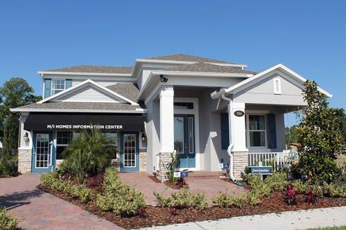 heritage at plant street by mi homes in orlando florida - Winter Garden Homes