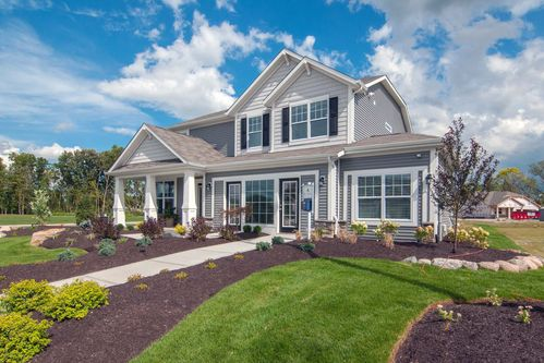 Abbington by M/I Homes in Indianapolis Indiana