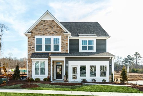 9 M/I Homes Communities in 27517 | NewHomeSource Montcliar Royal Homes Nc Floor Plan on