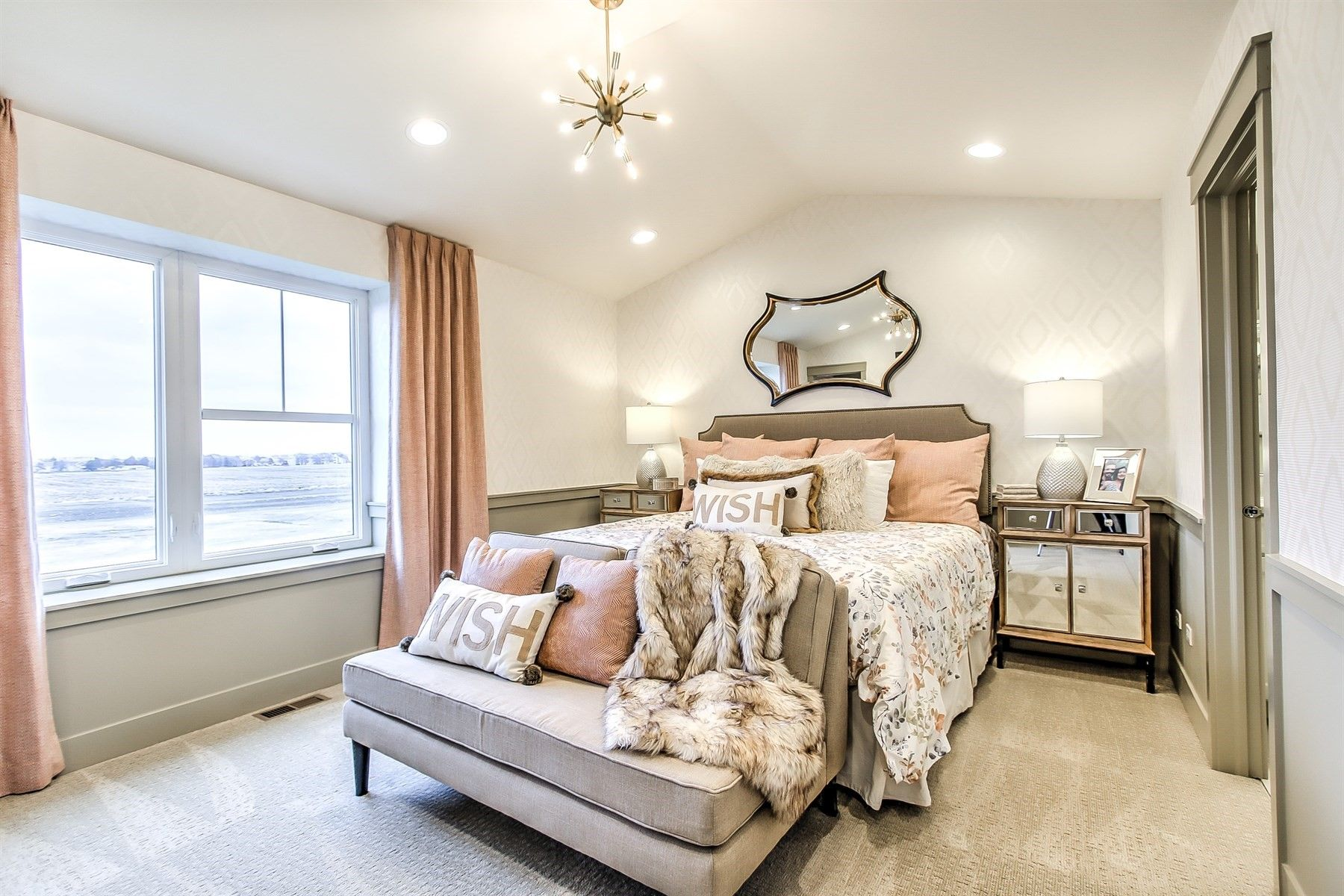 Bedroom featured in the Lasalle By M/I Homes in Chicago, IL