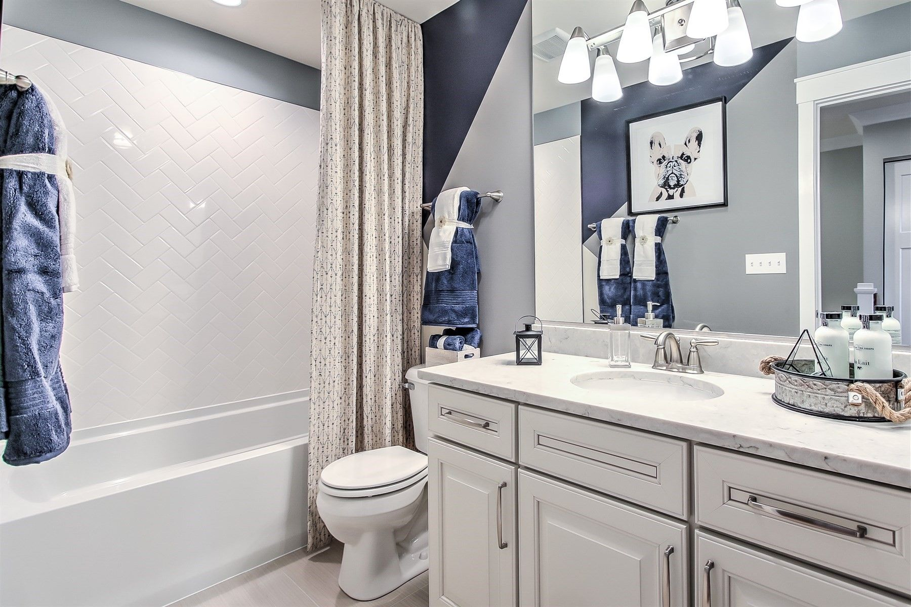Bathroom featured in the Lasalle By M/I Homes in Chicago, IL