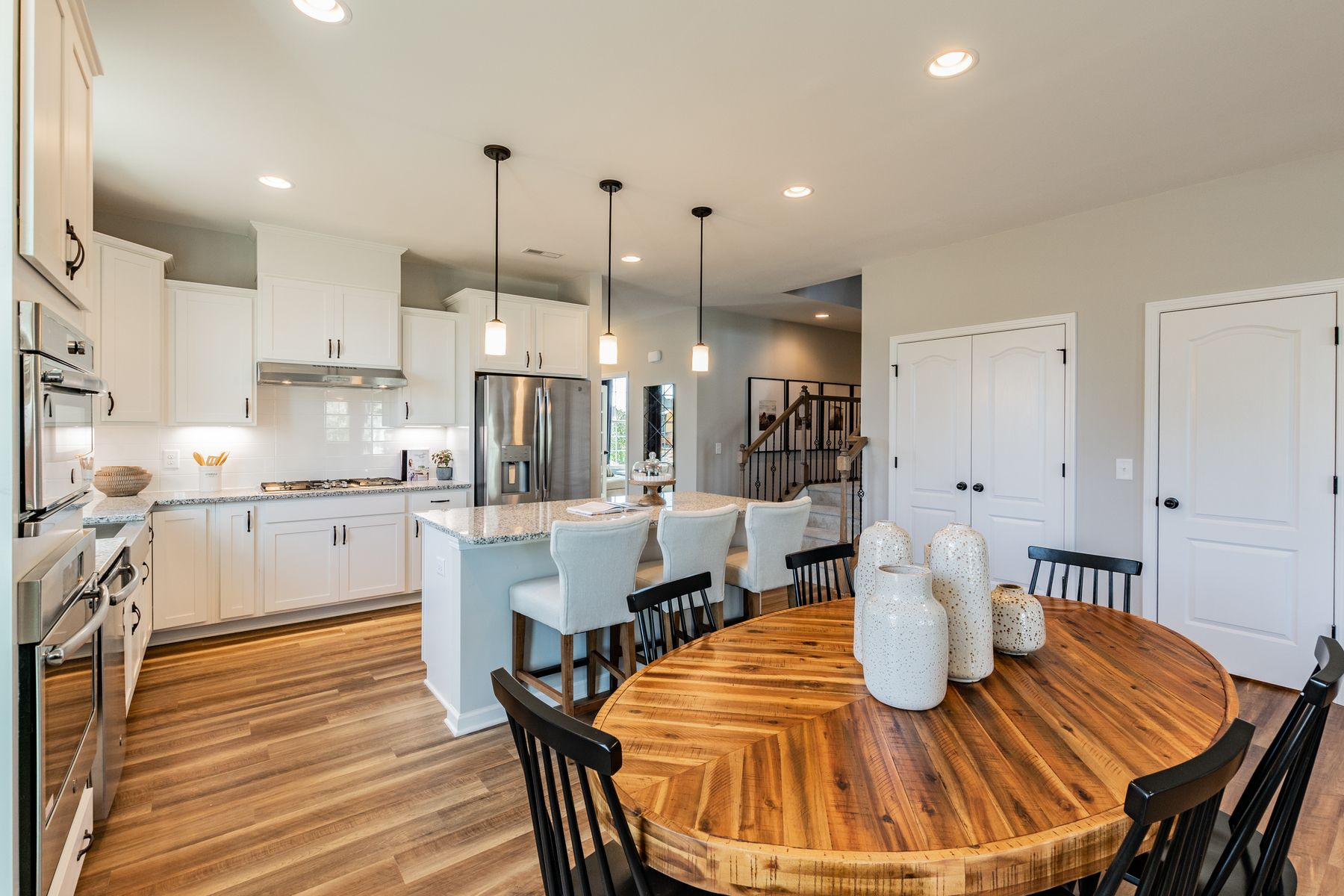 Kitchen featured in the Marvin II By M/I Homes in Charlotte, NC