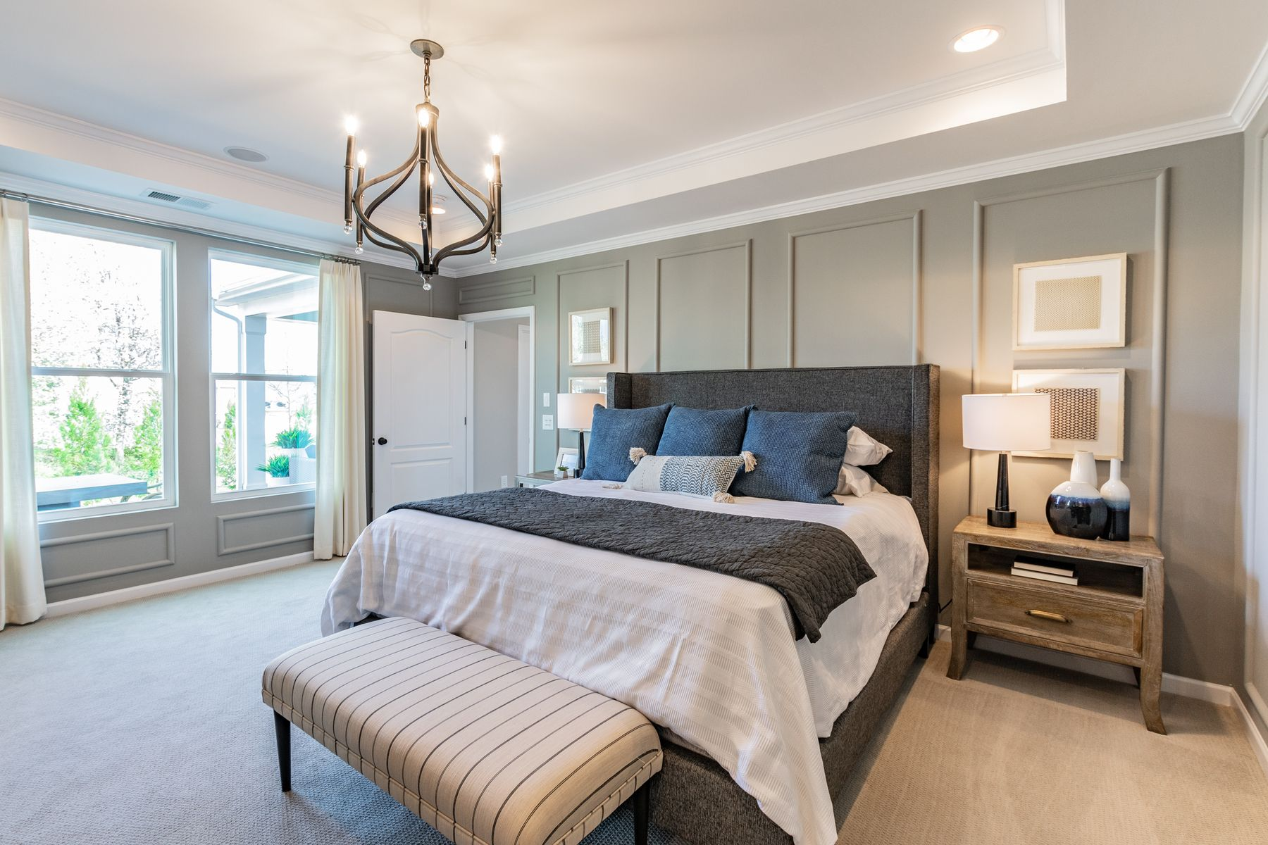 Bedroom featured in the Marvin II By M/I Homes in Charlotte, NC