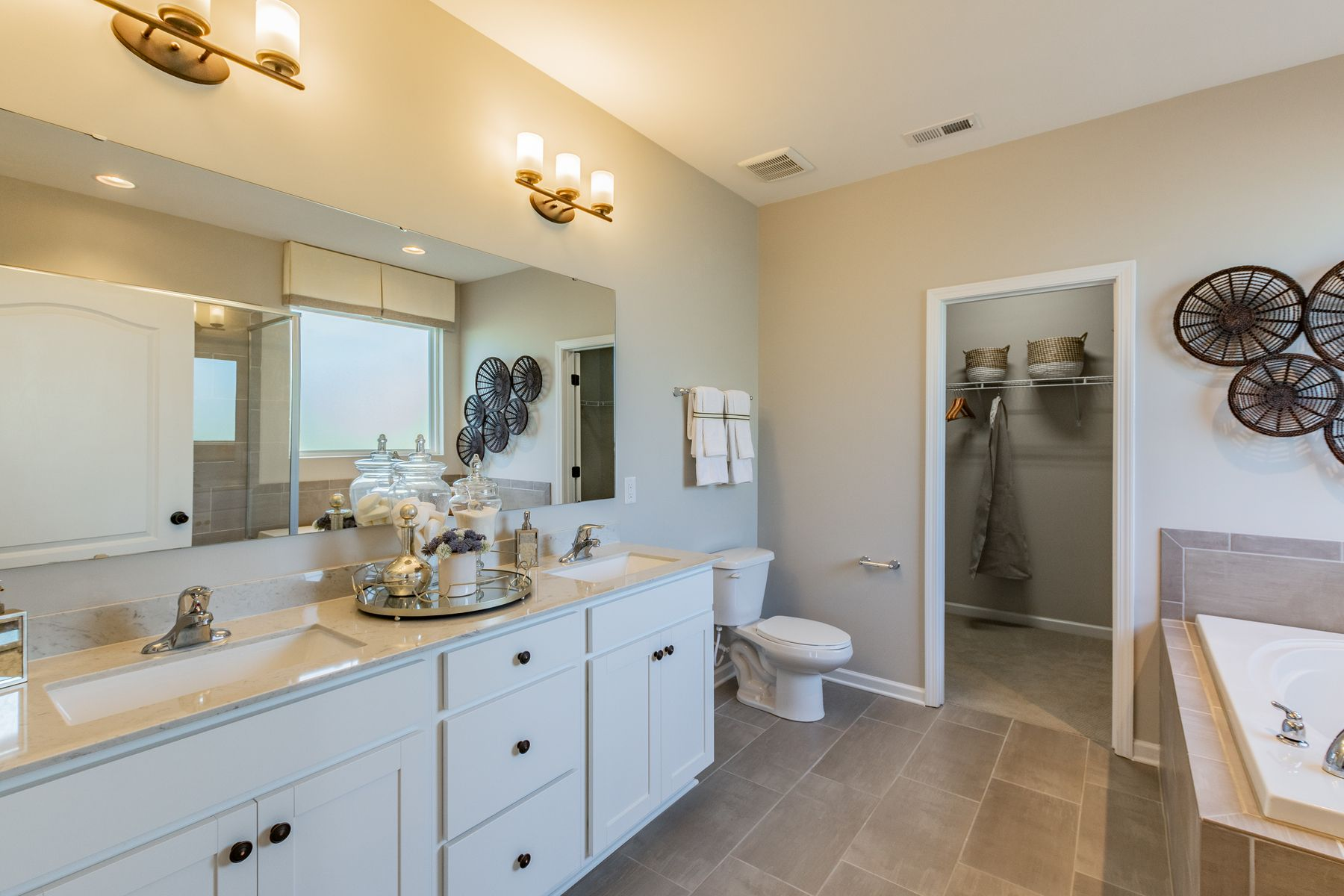 Bathroom featured in the Marvin II By M/I Homes in Charlotte, NC