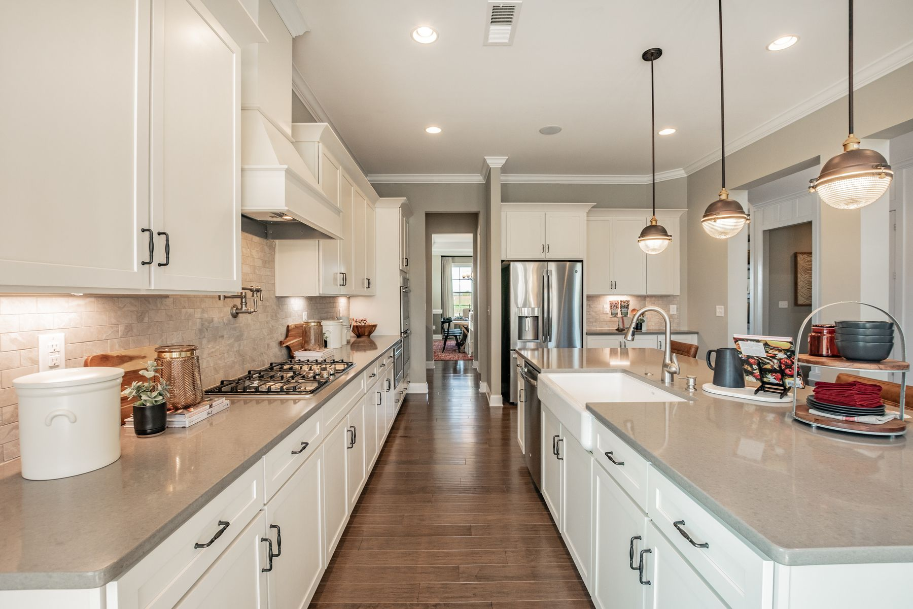 Kitchen featured in the Allison By M/I Homes in Charlotte, SC