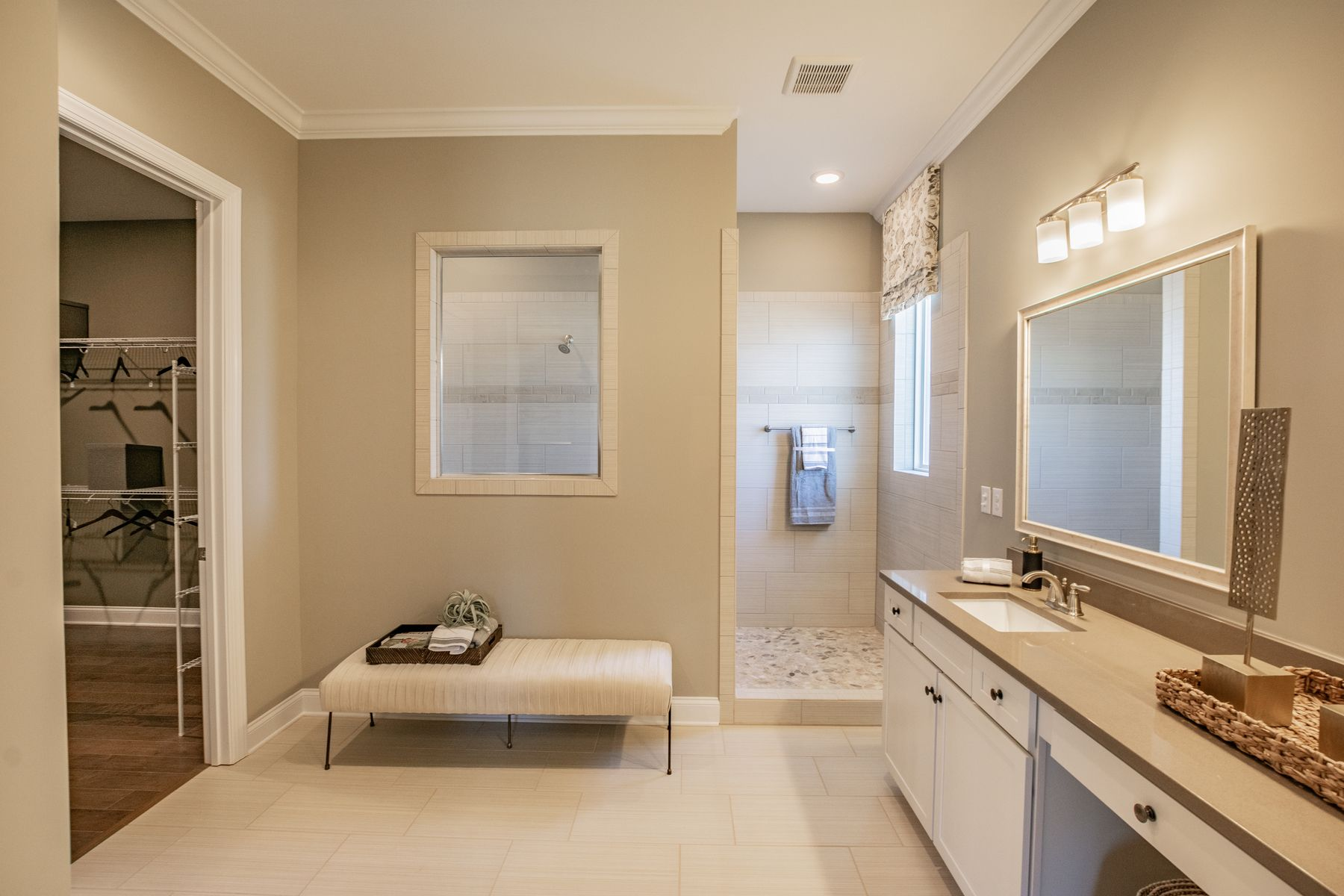 Bathroom featured in the Allison By M/I Homes in Charlotte, SC