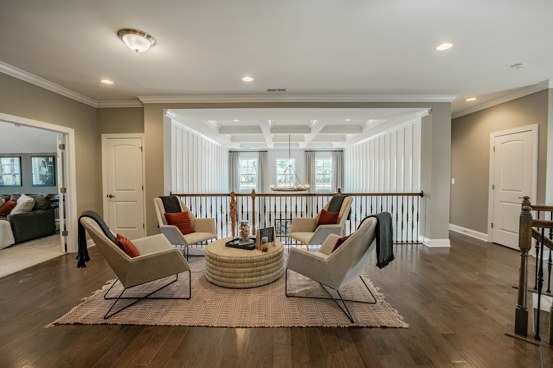 Living Area featured in the Allison By M/I Homes in Charlotte, SC
