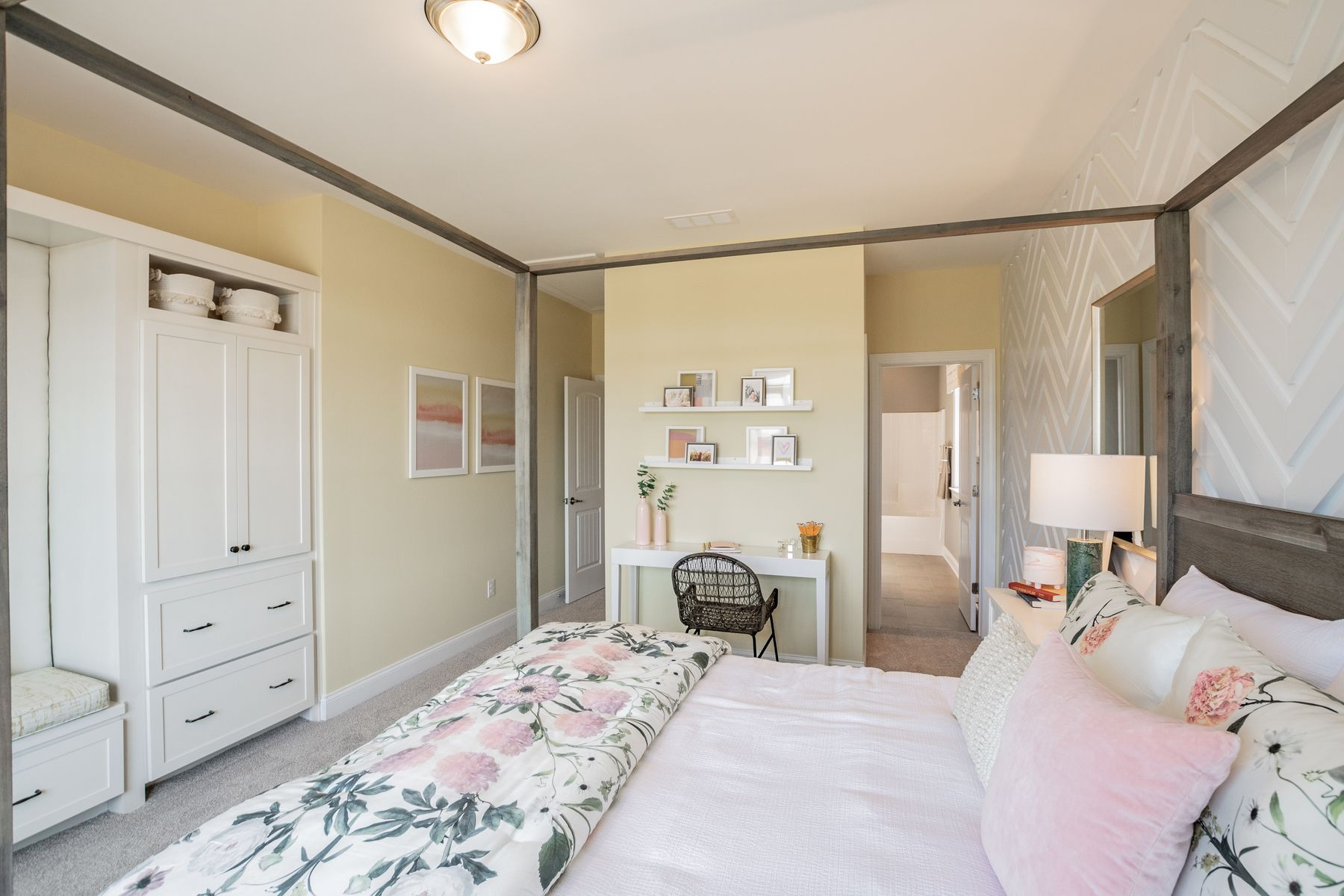 Bedroom featured in the Allison By M/I Homes in Charlotte, SC