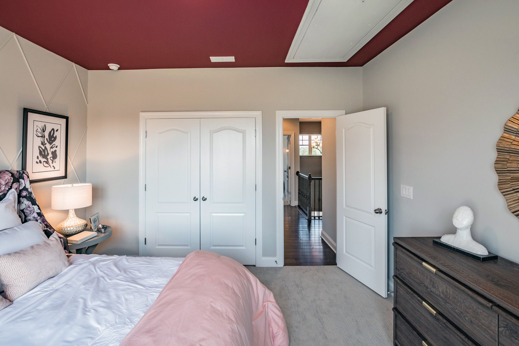 Bedroom featured in the Blythe By M/I Homes in Charlotte, NC