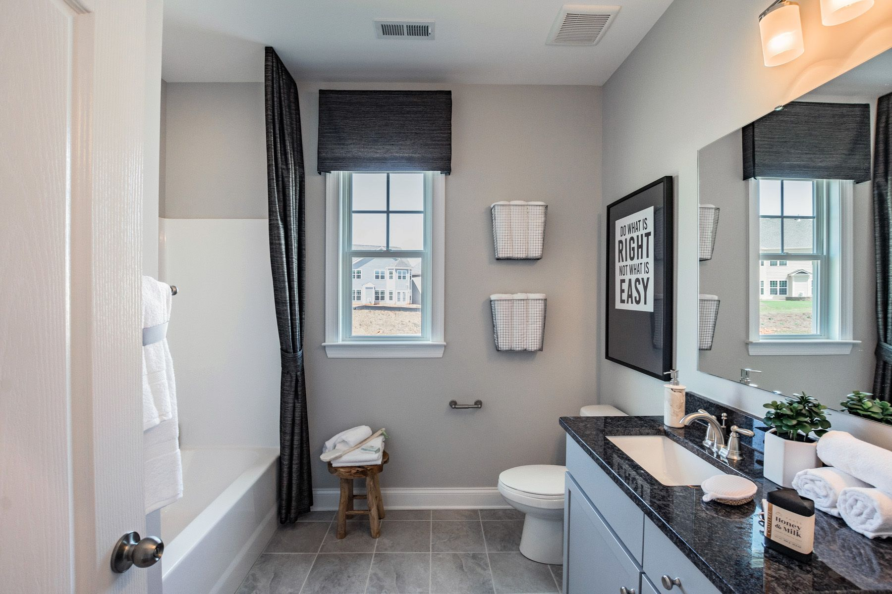 Bathroom featured in the Blythe By M/I Homes in Charlotte, NC