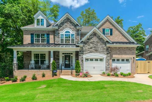 Kimbrell Crossing by M/I Homes in Charlotte South Carolina
