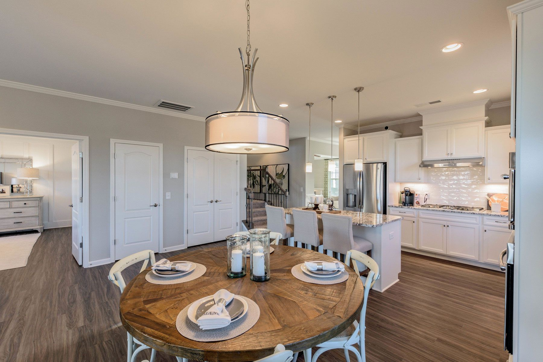 Kitchen featured in the Marvin II By M/I Homes in Charlotte, SC