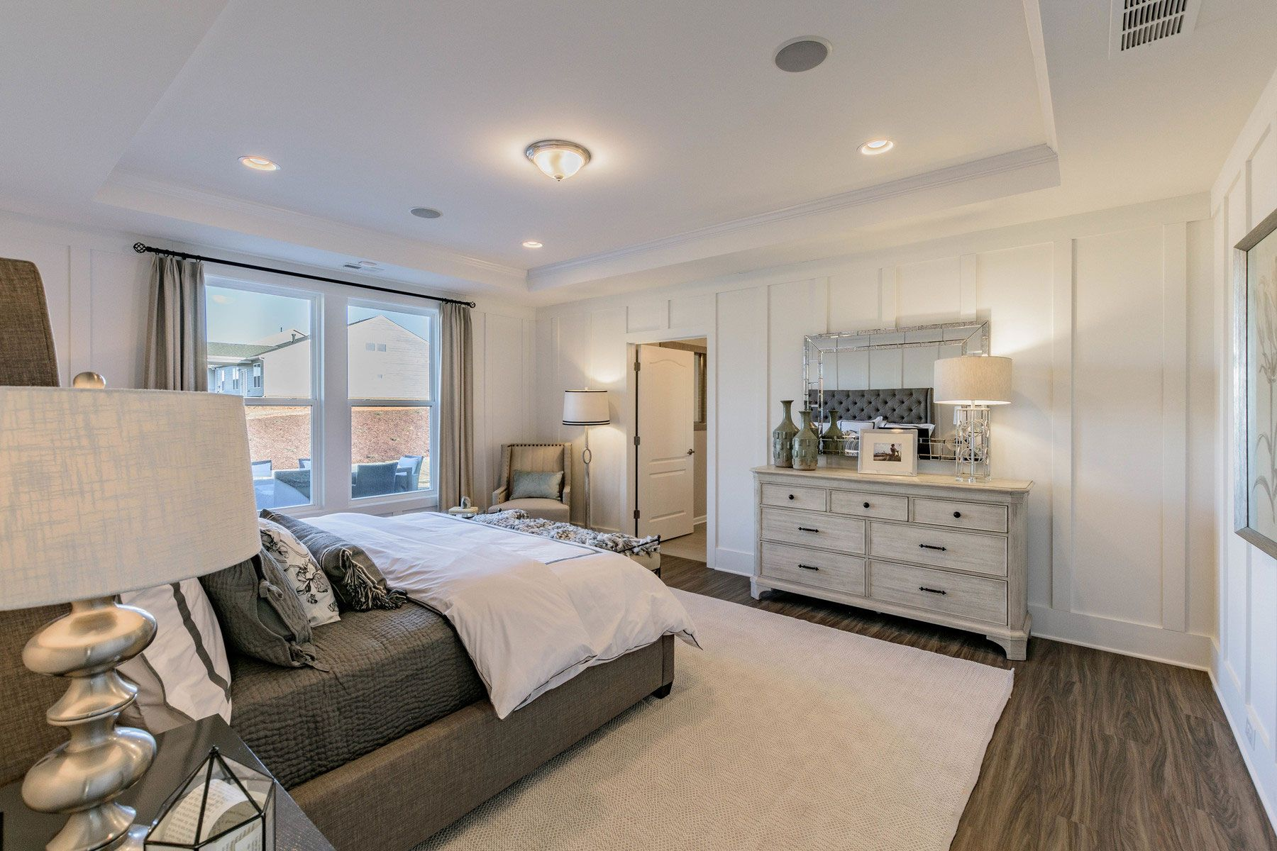 Bedroom featured in the Marvin II By M/I Homes in Charlotte, SC
