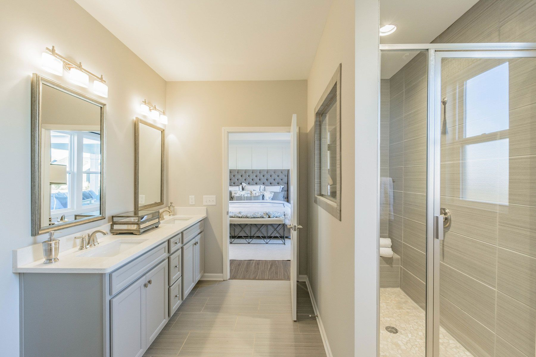 Bathroom featured in the Marvin II By M/I Homes in Charlotte, SC