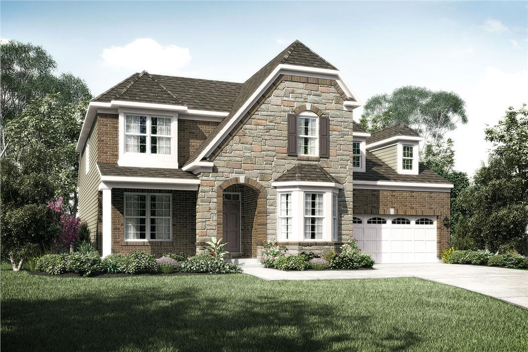 Exterior featured in the Tolbert By M/I Homes in Cincinnati, OH