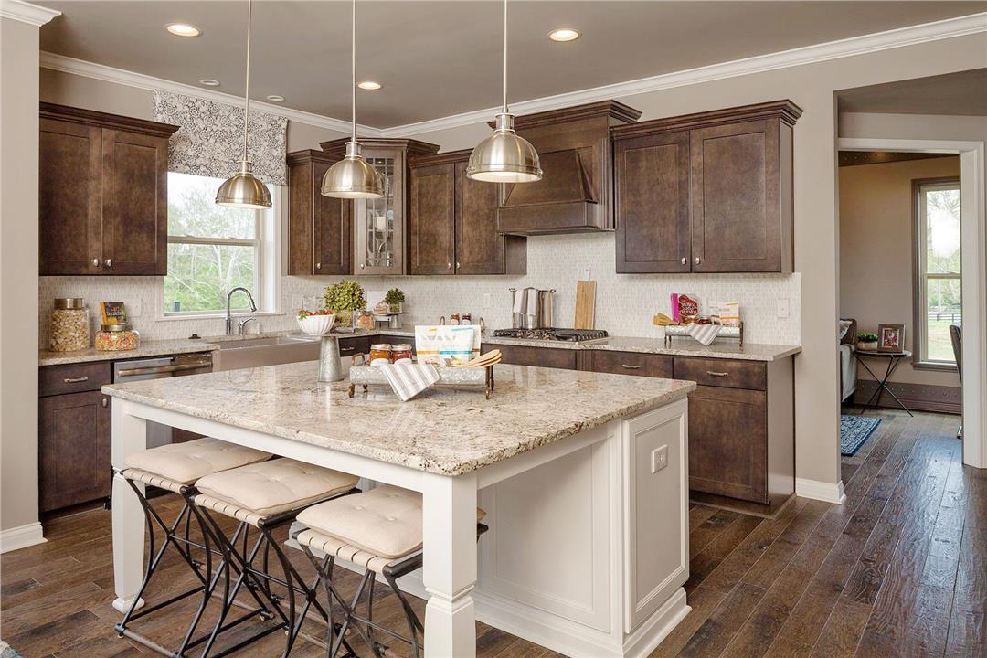 Kitchen featured in the Keating By M/I Homes in Cincinnati, OH