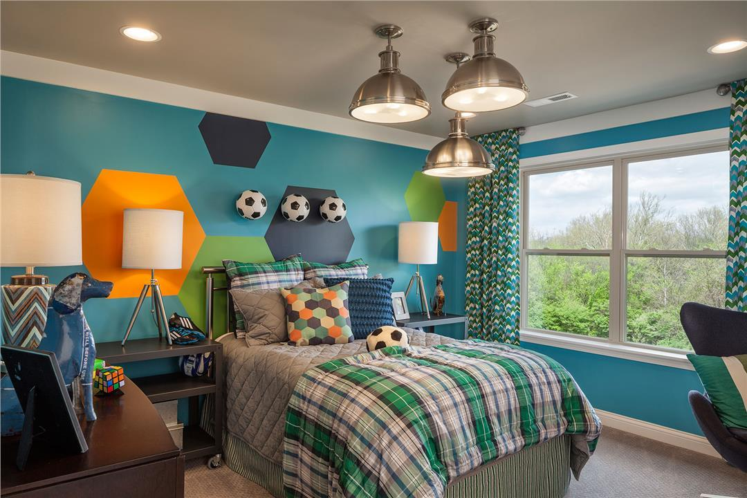 Bedroom featured in the Keating By M/I Homes in Cincinnati, OH