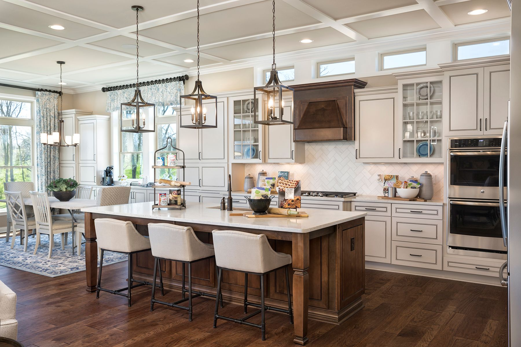 Kitchen featured in the Serenity By M/I Homes in Cincinnati, OH