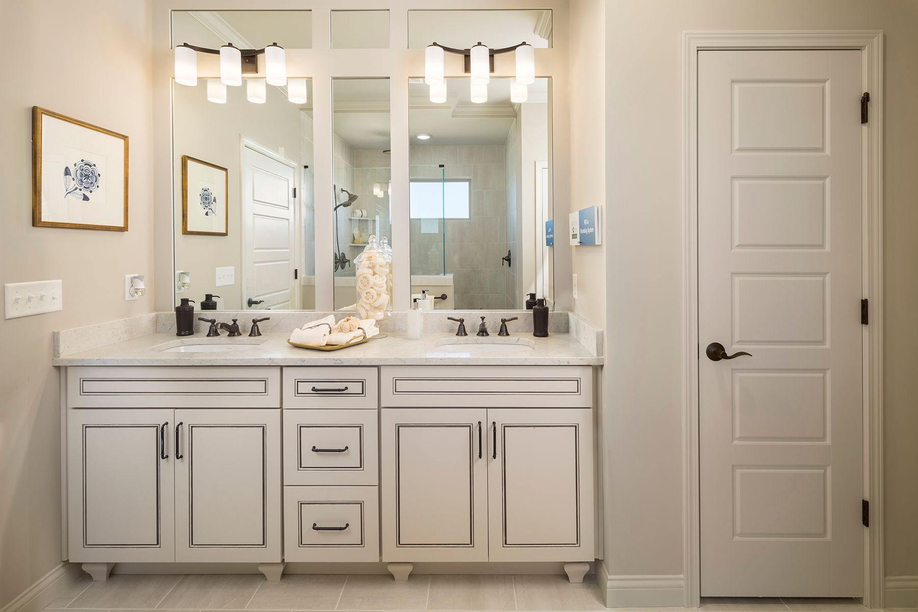 Bathroom featured in the Serenity By M/I Homes in Cincinnati, OH