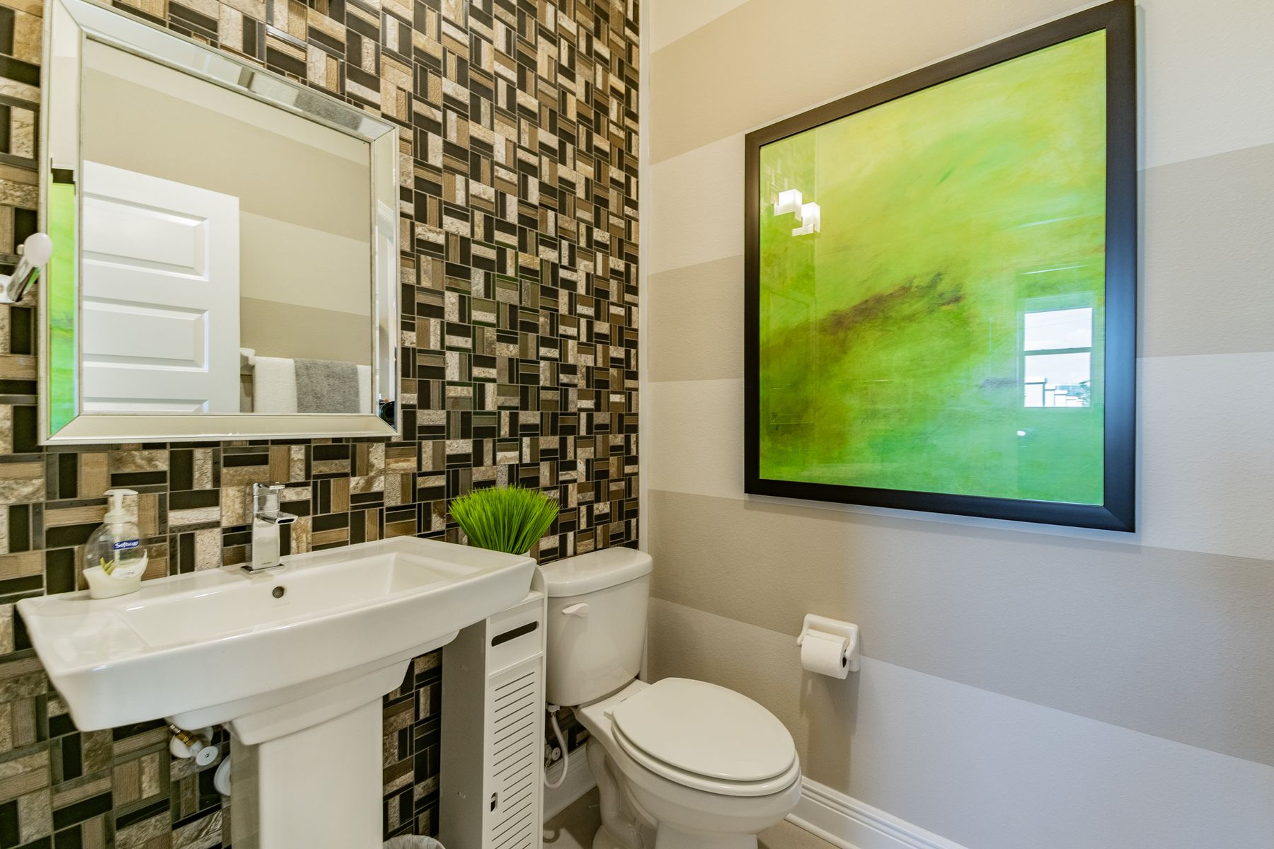 Bathroom featured in the Devonshire II Coastal By M/I Homes in Tampa-St. Petersburg, FL
