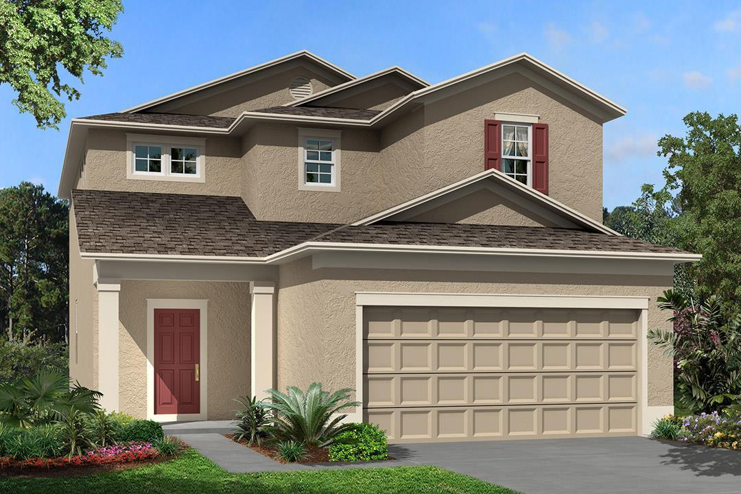 Exterior featured in the Magnolia By M/I Homes in Tampa-St. Petersburg, FL