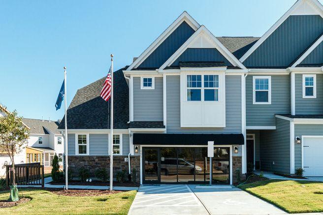 401 Shale Creek Drive (Lily - End Home)
