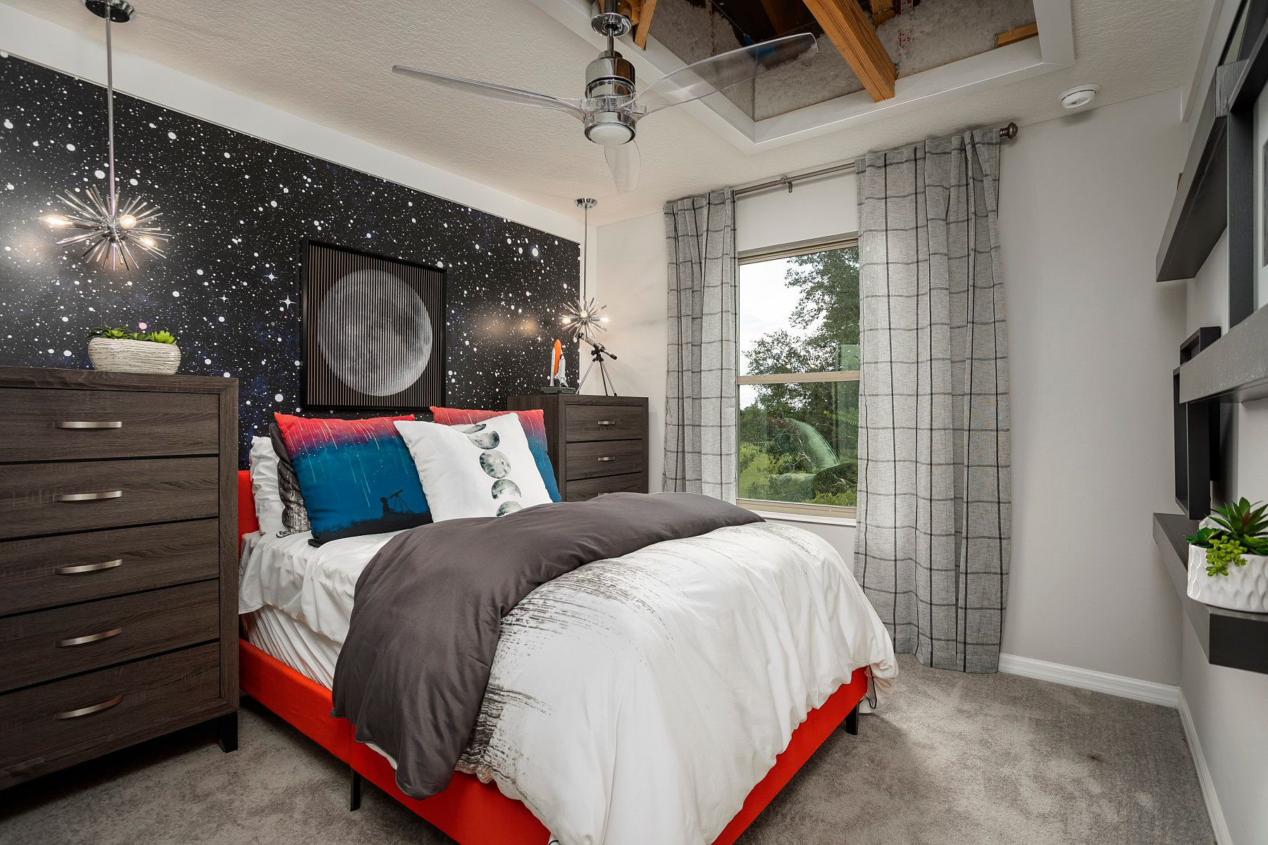 Bedroom featured in the Granada By M/I Homes in Orlando, FL