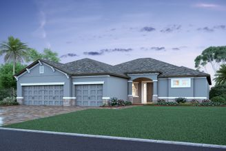 Hideaway Cove in Oviedo, FL :: New Homes by M/I Homes
